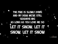 Michael Bublé - It's beginning to look a lot like Christmas / Lyrics - YouTube