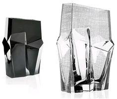 Vaza Metropolis Mario Cioni #vaza #cristal #editielimitata #cristal #mariocioni #cadouri Mario, Kitchen Appliances, Artwork, Design, Crystals, Diy Kitchen Appliances, Home Appliances, Work Of Art, Auguste Rodin Artwork