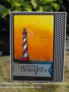 From Land to Sea Lighthouse