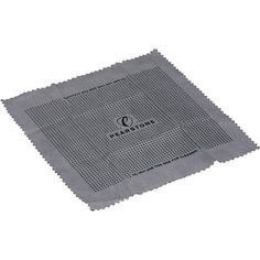 Pearstone Microfiber Cleaning Cloth, 18% Gray