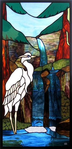 Artist Jessica Rose Carrara presents stained glass panels, sand-blasted glass and art glass jewelry.