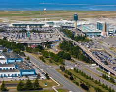 Vancouver Airport  Seems to be the most organized airport.