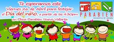 Festival del Día del Niño en Parabien Nuevo Vallarta