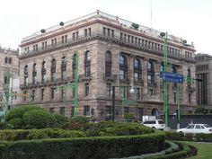 Edificio del Banco de Mexico