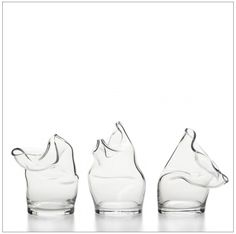 Acne has just released a limited edition collection of glass objects - just in time for the holidays! See more on The Wall of www.elin-kling.com