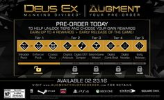 Deus Ex: Mankind Divided Release Date and Pre-Order Details Unveiled - http://www.entertainmentbuddha.com/deus-ex-mankind-divided-release-date-and-pre-order-details-unveiled/