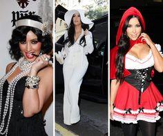Google Image Result for http://www.herdaily.com/blogimg/Kim-Kardashian-Beauty-Battle.jpg #PaulMitchell #HalloweenHair