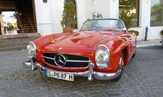 1961 Mercedes-Benz SL
