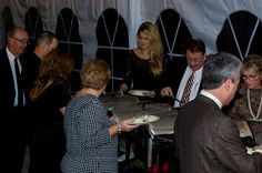 Merrimon-Wynne House - Raleigh NC Wedding Venues -  Buffet