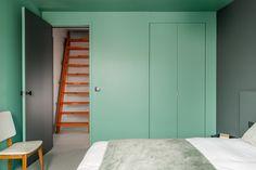 Rénovation d'une maison de ville quartier bibi Beaurivage Biarritz