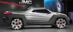 Futuristic Yuhu Concept Pickup Truck Should Go Back To The Future