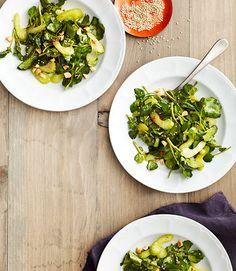 Sesame Watercress Salad