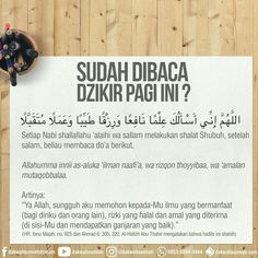 Dzikir Pagi Hijrah Islam, Doa Islam, Reminder Quotes, Self Reminder, Islamic Inspirational Quotes, Islamic Quotes, Holy Quotes, Life Quotes, Muslim Religion