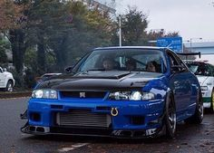 Nissan Skyline GTR R33 Tuned in Japan http://amzn.to/2sAXIva