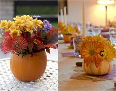 Décoration citrouille d'automne – idées inspirantes à essayer ...