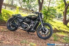 Motomiu Harley Davidson Street 750 Test Ride Review