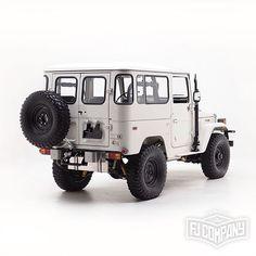 Clean design. Pure utility. . See how this project came together at #fjco1978fj40creamwhite or create your own classic Land Cruiser at www.fj.co/build . #FJ40 #FJ43 #LandCruiser #ClassicToyota #Vintage4x4 #4x4 #LandCruiserFans #ClassicCruiser #Landcruiserfj40 #Toyotalandcruiser #Offroad #Fj40toyota #40series #classic #4wd #Bj40 #fj43 #fj45 #bj40 #fj25