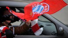 Siegestaumel: Szene aus München