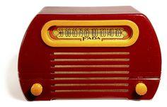 "FADA Radio model 652, ""The Temple"", 1946"
