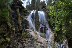 Klastorska roklina – największa koncentracja wodospadów Waterfall, Europe, Travel, Outdoor, Outdoors, Viajes, Waterfalls, Destinations, Traveling