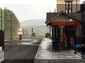 Lewistown, PA train station