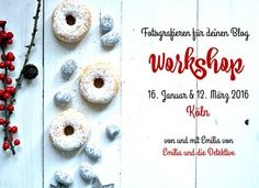 Food- und Produkt Fotografie für deinen Blog - bei Emilia und die Detektive!  Ich wünsche euch noch einen schönen sonnigen Wintertag! ❤️