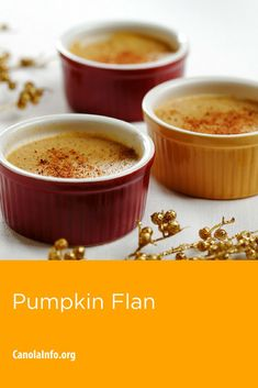 Showcase pumpkin in a new and delicious way. Pumpkin Flan, Pumpkin Puree, Pumpkin Recipes, Sweet Spice, Yogurt Smoothies, Oven Racks, Dessert Recipes, Desserts, Holiday Baking