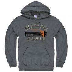 Find the Mills Fleet Farm The Man's Mall Mind Bender Hoodie - Charcoal by Mills Fleet Farm at Mills Fleet Farm.  Mills has low prices and great selection on all Sweatshirts.
