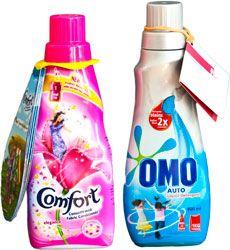 Home Tester Club : Comfort Fabric Conditioner and Omo Liquid Detergent