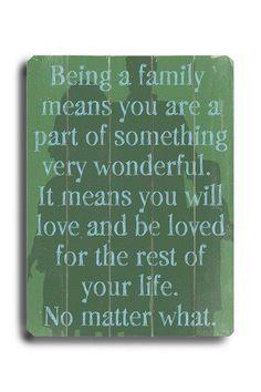 {~Family~}