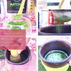 Solo una pequeña cucharadita de #TéMatcha mezclada con agua caliente para ya tener la preparación tradicional de este té verde  Antioxidantes / Energía / Metabolismo / Orgánico Compras con envío a domicilio en www.matchachile.cl o bien puedes conocer todos nuestros puntos de ventas físicos en el mismo sitio! ---------- #matcha #matchachile #preparación #téVerde #antioxidantes #vidasana #chile
