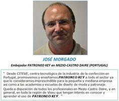 Embajador PATRONEO KEY en MEZIO-CASTRO DAIRE (PORTUGAL)