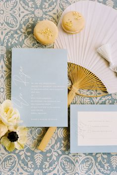 "From the editorial ""This Couple Pulled off the Sweetest Southern Micro-Wedding After COVID Drastically Changed Their Plans."" We can't get enough of this stunning flat lay styled with this special day's memorable details. Head to SMP to browse through the full gallery! LBB Photography & Videography: @erinwilsonphoto #weddinginvitation #blueinvitation #springwedding #springinvitations #flatlay #weddingflatlay Wedding Invitation Inspiration, Wedding Day Inspiration, Blue Wedding Invitations, Beautiful Wedding Invitations, Wedding Stationery, Invites, Exotic Wedding, Atlanta Wedding, Island Weddings"