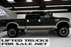 2008 Ford F250 Diesel King Ranch 4X4 Lifted Truck Ford F250 Diesel, Ford Powerstroke, Ford 4x4, Diesel Trucks, Ford Trucks For Sale, Lifted Ford Trucks, Big Trucks, F350 King Ranch, Sky High