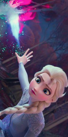 Firefighter Elsa 🔥❄️ Wallpaper (Phone + PC below) - Frozen Frozen Film, Frozen Art, Frozen Elsa And Anna, Elsa Anna, Disney Princess Pictures, Disney Princess Drawings, Disney Pictures, Elsa Frozen Pictures, Princesa Disney Frozen