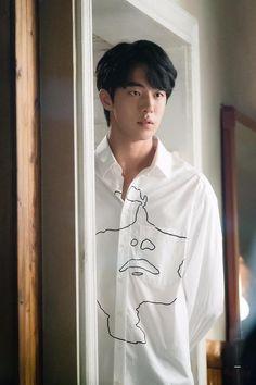 [Drama Bride of the Water God, 하백의 신부 Handsome Asian Men, Handsome Korean Actors, Shin Se Kyung, Sung Kyung, Nam Joo Hyuk Cute, Nam Joo Hyuk Wallpaper, Jong Hyuk, Bride Of The Water God, Kim Book