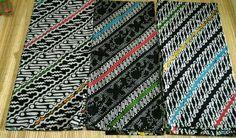 Batik parang colet