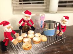 Who needs excuses not to get messy , after all we are the Cleaning Ladiess Mince Pies, Elf On The Shelf, Advent, Cleaning, Holiday Decor, Christmas, Xmas, Navidad, Home Cleaning