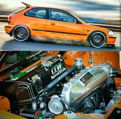 Good day automotive buddies throughout the homeland are happy, on this occasion we will discuss a little about the modification Honda Vtec, Honda Civic Hatchback, Tuner Cars, Jdm Cars, Osaka, Civic Jdm, Street Racing Cars, Honda Cars, Car Engine