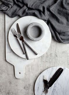 Still life in marble and grey | The Prop dispensary