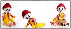 Mc Chucky by Honys Torres www.honystorres.com/ #honystorres #NeoPopArt #contemporaryart