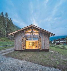 Dom Moser, Rakúsko   Archinfo.sk
