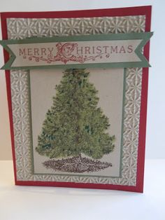 Stamping Aweigh with Norma: Christmas Lodge