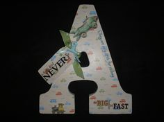 Personalized scrapbook Letter~ by The Fairydust Treasures