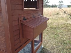 The Palace Chicken Coop: Free Chicken Coop Plan