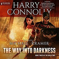 awesome The Way into Darkness | Harry Connolly | AudioBook Free Download