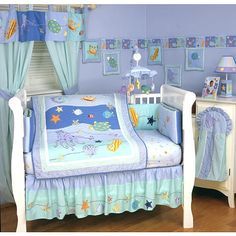 beach themed baby bedding | Message edited 9/10/2007 6:43:49 PM.