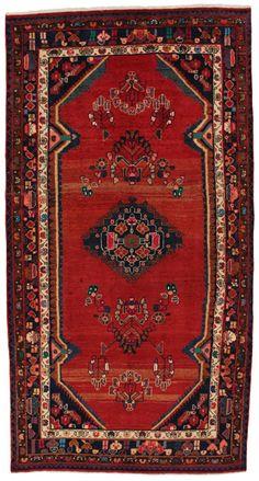 Lori - Bakhtiari Persian Carpet 280x146