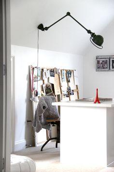 Una oficina asi por favor.   French By Design