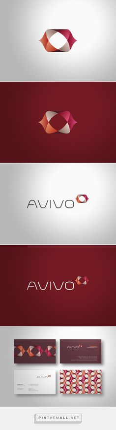 Avivo Corporate Identity on Behance